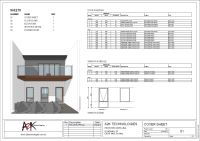 Revit Arch Drawings